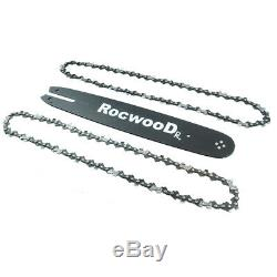 14 Guide Bar And 2 Chainsaw Saw Chains Fits Stihl 018, MS180 And MS181