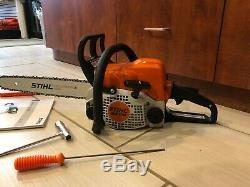 16 Stihl Ms 170 chain saw