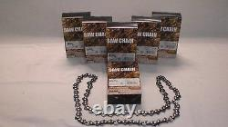 18 Chainsaw Chain. 325x. 063x74 Drive Links. Fits many Stihl Saws. 10-pack