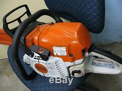 2017 Stihl Ms362c Chainsaw 20 Lightly Used Look