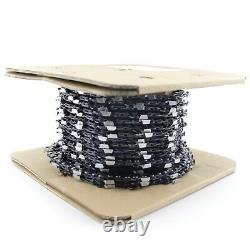 25FT Roll Saw Chain. 325 Pitch. 058 Gauge Compatible With Stihl Dolmar Echo New