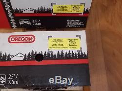 25' roll NEW 72EXJ025U Oregon Full Skip PowerCut saw chain 3/8.050 25 feet reel