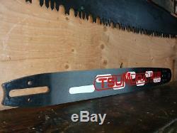 28 Tsumura Light Chainsaw Bar Fits Stihl 063 91dl 3/8ths Ms461 Ms661 044 046