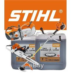 2 Stihl Two Stroke Engine Oil Genuine 07813198433 10 Litre 2 x 5 Litre 10L Saw
