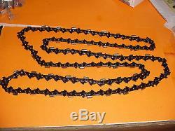 36 Chisel Chain New 404.063 108dl Stihl Chainsaw 051 075 076 070 090 084 088
