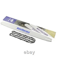 36 Guide Bar & Saw Chain Combo 3/8.063 114DL For Stihl 044 066 065