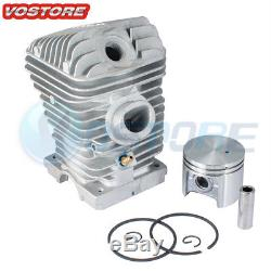 42.5mm Cylinder Piston Ring Assembly Kit for Stihl 025 023 MS250 MS230 Chainsaws