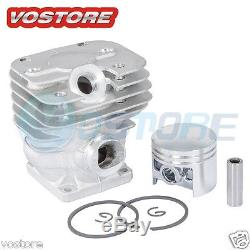 42mm Cylinder Piston Ring Pin Assembly Kit for Stihl 024 MS240 Chainsaws Circlip