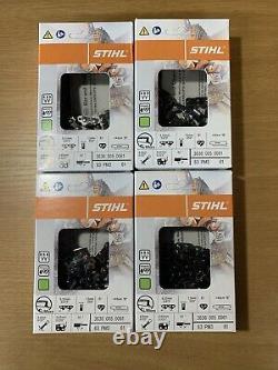 (4) PACK Stihl Oilomatic Saw Chain #63PM3 61 (18-in.) 3636 005 0061