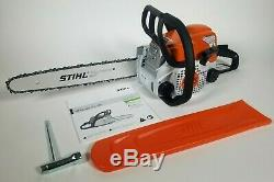 BRAND NEW STIHL MS 170 Chainsaw With16 Bar, Tool, Scabbard, Manual