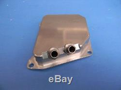 Billet Aluminum Dual Port Muffler Cover For Stihl Chainsaw 064 066 Ms660