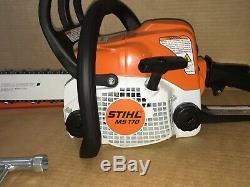 Brand New Stihl Ms 170 16 Inch Chainsaw With Spare Chain Free Shipping Best Deal