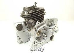 CRANKCASE ENGINE CYLINDER PISTON STIHL MS660 066 CHAINSAW 56MM Damaged #1