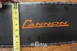 Cannon Competition FAT BELLY Racing Sports 36 inch chainsaw bar Stihl MS880