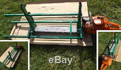 Chainsaw Mill planking lumber boards milling variable 18-42 Stihl husqvarna