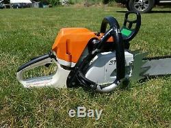 Chainsaw Stihl MS 362 C 26 INCH BAR