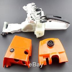 Complete Parts For Stihl MS361 Chainsaw Recoil Starter Muffler Rear Handle Bar