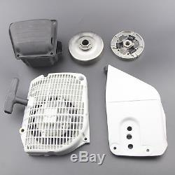 Complete Parts For Stihl MS660 066 Chain saw Sprocket Cover Bumper Spike Carby