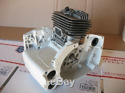 Crankcase Engine Cylinder Piston Crankshaft For Stihl Ms660 066 Chainsaw 56mm