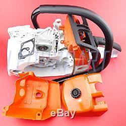 Cylinder Gas Fuel Tank Crankcase Carburetor Clutch for Stihl 066 ms660 Chainsaw