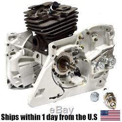 Cylinder Piston Crankshaft Chainsaw Crankcase Oil Tank Engine for Stihl MS361
