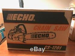 Echo CS1201 116cc Chain Saw with 36 Bar Stihl 090 088 MS880