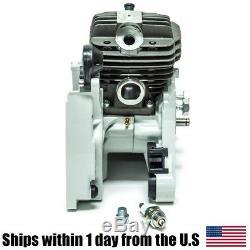 Engine Motor Crankcase Big Bore 52mm Cylinder Piston Stihl MS440 044 Chainsaw