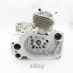Engine Motor Wt Crankcase Cylinder Crankshaft For Stihl 066 Ms660 Ms650 Chainsaw