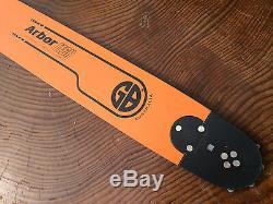 GB 36 Lo Pro Narrow Kerf Milling Bar+Stihl PMX Chain+Rim For Stihl Saws