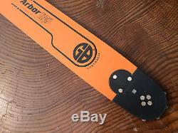 GB 42 Lo Pro Narrow Kerf Milling Bar+Stihl PMX Chain+Rim For Stihl Saws