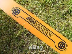 GB 87 Double Ended Milling Chainsaw Bar Stihl + Husqvarna Chainsaws