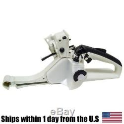 Gas Fuel Tank Rear Handle with Fuel Cap for Stihl 026 MS260 024 MS240 Chainsaw