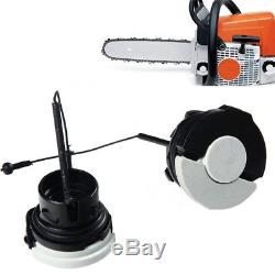 2 Set Gas Fuel Oil Filler Cap for STIHL MS210// 230// 240// 250 MS360 Chainsaw