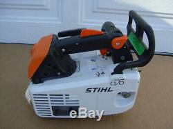 Genuine Stihl Ms 200t Ms200t 020t Professional Top Handle Chainsaw All Oem