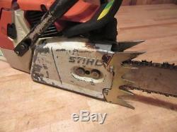 Good Running Stihl 084 Super Chainsaw Monster Power Sport Muscle Saw 21 404 Bar
