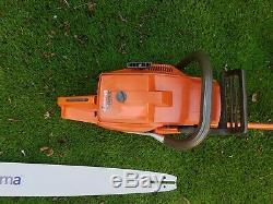 Husqvarna 3120XP Chainsaw 36 bar and Stihl chain