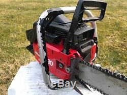 Jonsered Super 930 Chainsaw New Stihl Chain Vintage Antique 394 066 090 3120