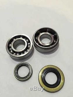 MS440 Stihl Chainsaw Crankcase Bearings and Oil Seals 044