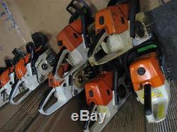 Major Brand Chainsaw Saw Rebuild Service Ms290 Ms390 020av Ms200t 031 036 Etc
