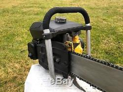 McCulloch CP125 Chainsaw Bore. 060 Over 33'' Bar NEW Stihl Chain 125C 105