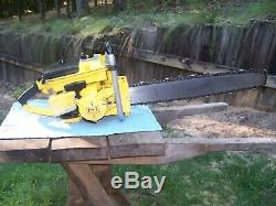 Mcculloch 790 chainsaw vintage sp 125 stihl 088 090 magnum super pro 797 066 044