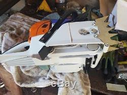 Ms 660 Big Bore Chainsaw