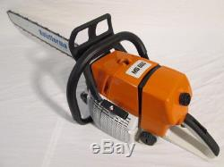 NEW MS660 CHAINSAW With 28 BAR + FULL CHISEL CHAIN 92CC 7.1HP Stihl