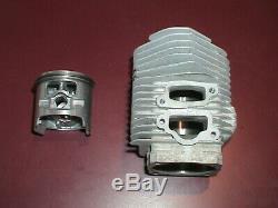 NEW OEM STIHL Chainsaw Cut-Off Saw 58mm Piston/Cylinder Kit 075 076 TS760 (READ)