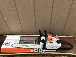 NEW Stihl MS170 Chainsaw OEM NEW Tool Kit, Manual, Scabbard -16 SHIPS FAST