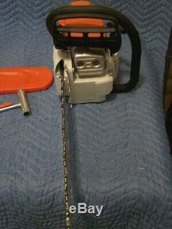 NEW Stihl MS 291 Chain Saw Farm Boss 55.5cc with16 Bar