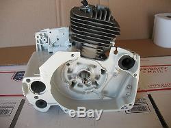New Crankcase Engine Cylinder Piston Crankshaft For Stihl Ms660 066 Chainsaw