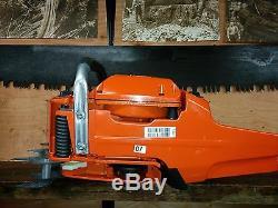 New Huge Husqvarna 3120xp 3/8 3120 Chainsaw Powerhead Milling 090 Stihl Ms880