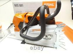 New OEM STIHL MS 881 MS881 Chainsaw Saw 36 Bar Chain Cover