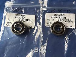 New OEM Stihl Chainsaw crank bearings MS440 MS460 044 046 MS361 MS360 036 034